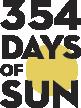 354 Days of Sun logo
